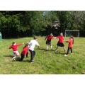 Freeze frames - Battle of Bosworth drama