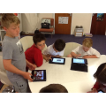 Y6 helped us to create an iMovie