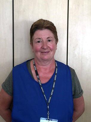 Mrs Glenister