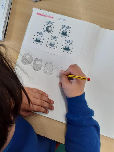 Drawing in Year 2