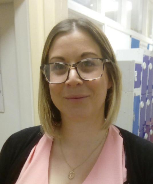 Mrs Alderton (Owl Class)