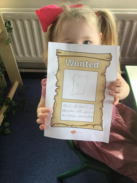 Our wanted posters