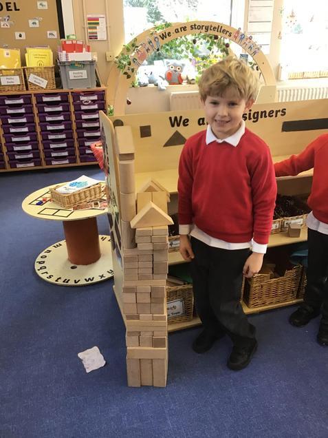 We like to build