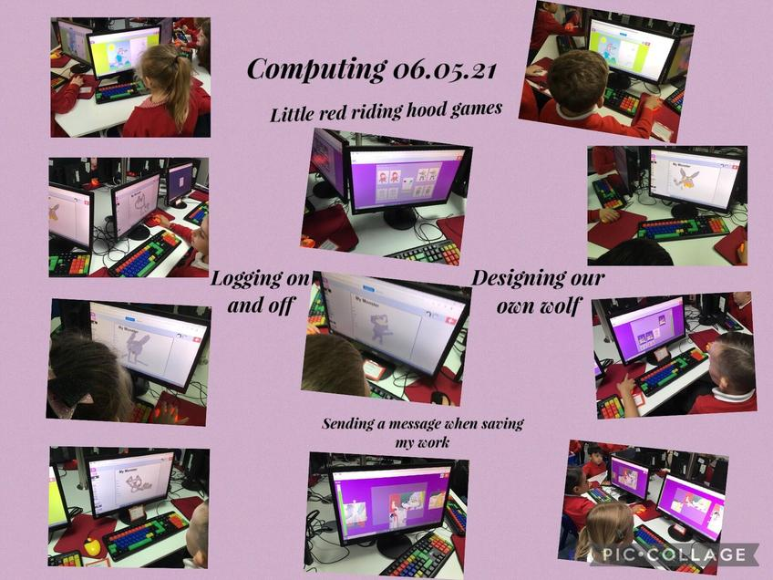 We make regular visits to the computing suite
