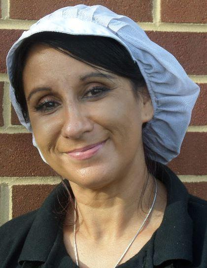 Mrs Heasman, Assistant Cook