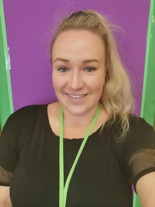 Miss Mansell, Nursery Teacher