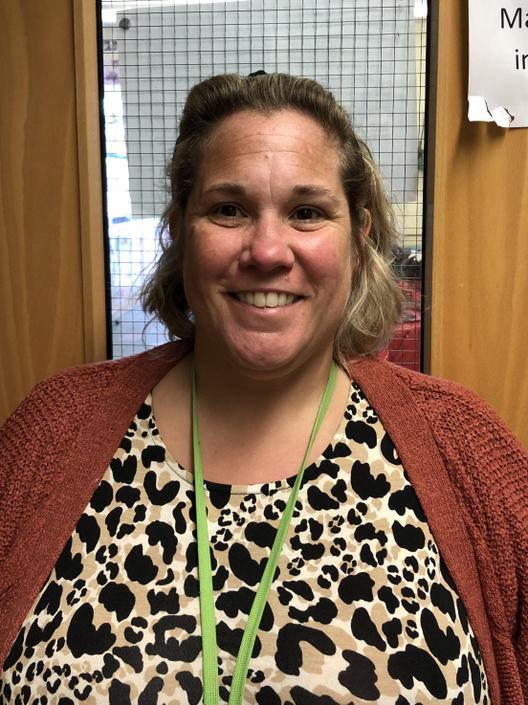 Mrs Johnson, Nursery Nurse NNEB (Maternity Leave)
