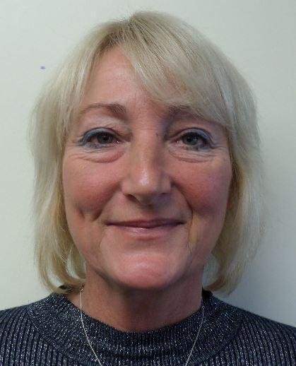Mrs Crego-Harrington, Specialist Nursery Nurse in Provision