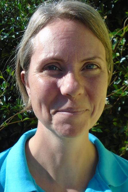 Mrs Snelling, Nursery Nurse
