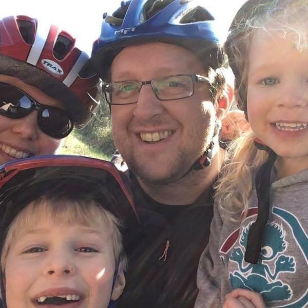 Jeremy Hidderley - Parent Governor