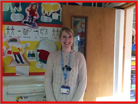 Mrs Vicky Sharpe - Speech & Language Therapist