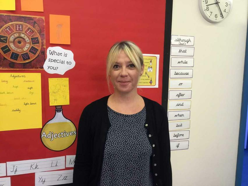 Mrs Julie Bestwick - Teacher (Mon-Fri mornings)