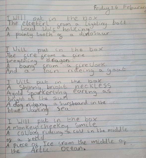 A Poem by Ashton