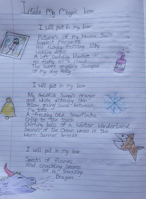 A Poem by Enya