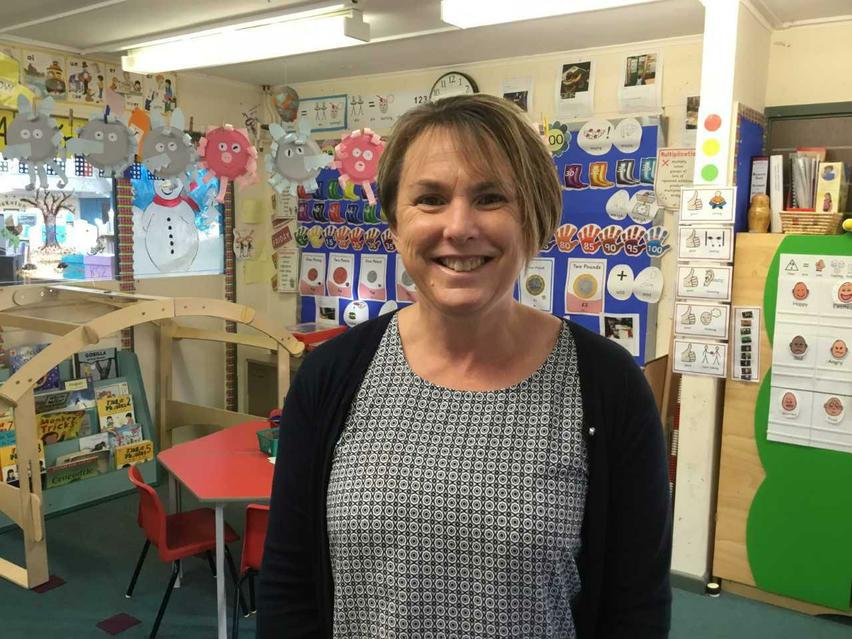 Mrs Stacey Jenkins - HLTA (Mon-Thurs)