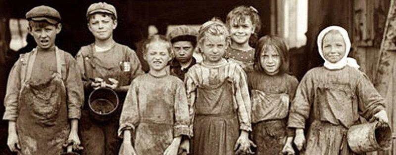 Victorian Child Workers