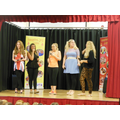 Staff: Castlefort's SPICE Girls
