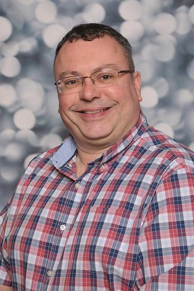 Mr Butler - KS2 Teaching Assistant