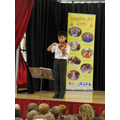 Year 5 - Jonathan Wong: Violin (Over the Rainbow)