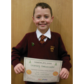 Jack Woodham - Year 6