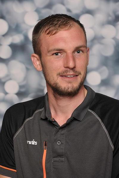 Mr Daniel Shaw - Site Manager
