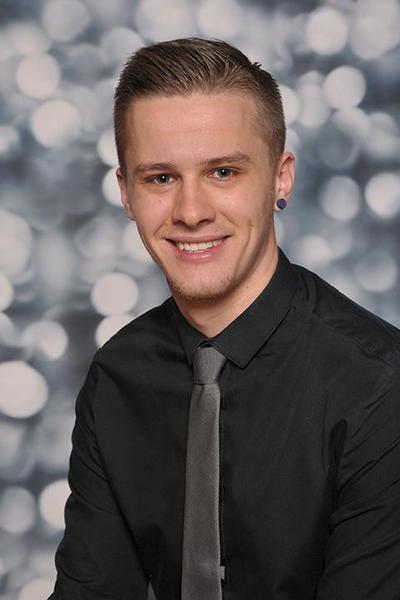 Mr Jamie Calcroft - School Business Manager