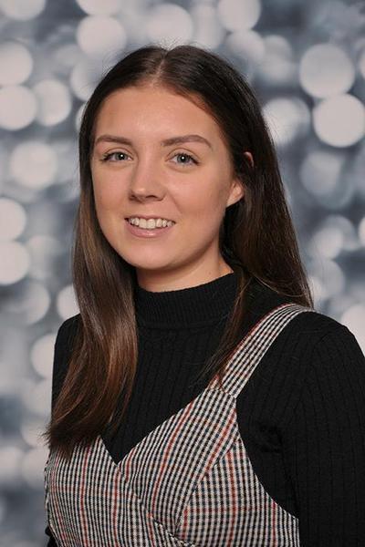 Miss Amy Baker - EYFS Teaching Assistant