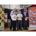 Year 1 Award Winners