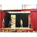 Year 3 - Olivia and Billie-Jo: Street Dancing