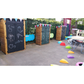 Our outdoor resource sheds