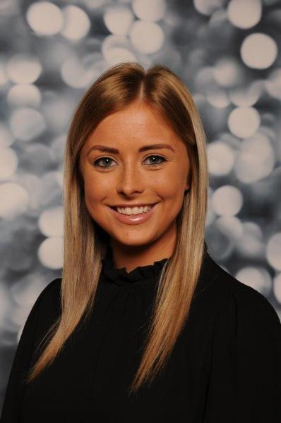 Miss Charlotte Phillips - School Business Manager