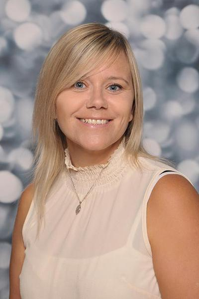 Mrs Woodall-Williams - EYFS Teaching Assistant