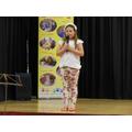 Year 3 - Paige : Singing