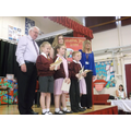 Year 3 Award Winners