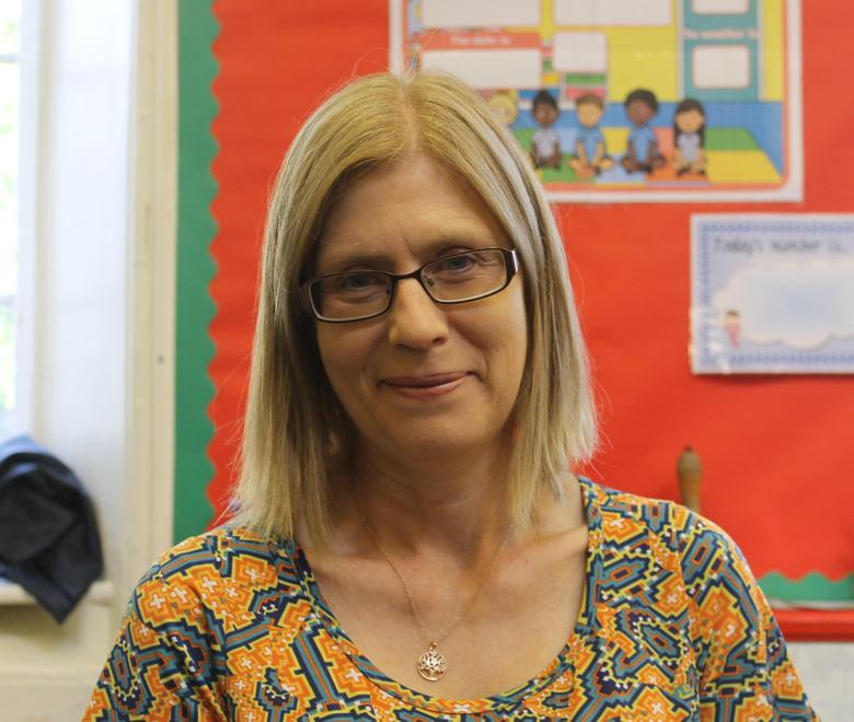 Mrs Wilson is our Nurture and Well-Being Manager, she works across the whole school