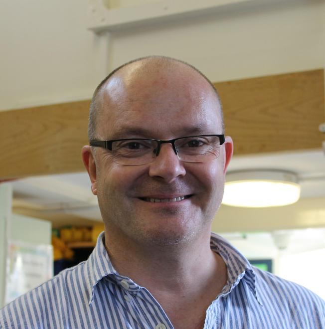 Mr Lloyd is our specialist music teacher