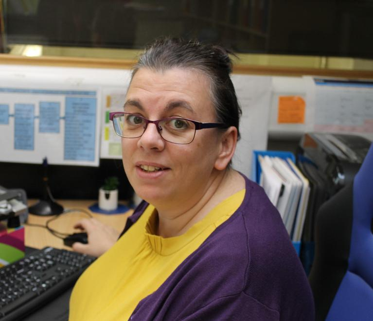Mrs Haddock is our Business Administrator