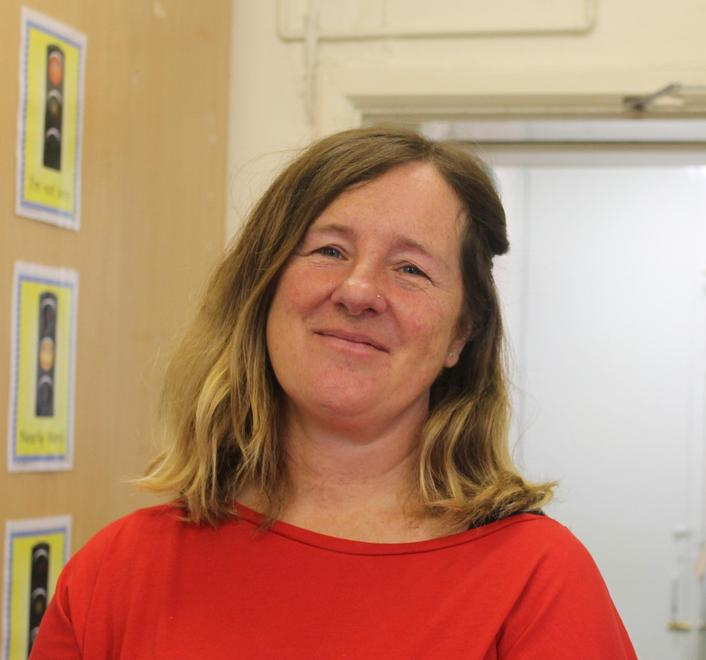 Mrs Busby is our Early Years and Key Stage One Manager