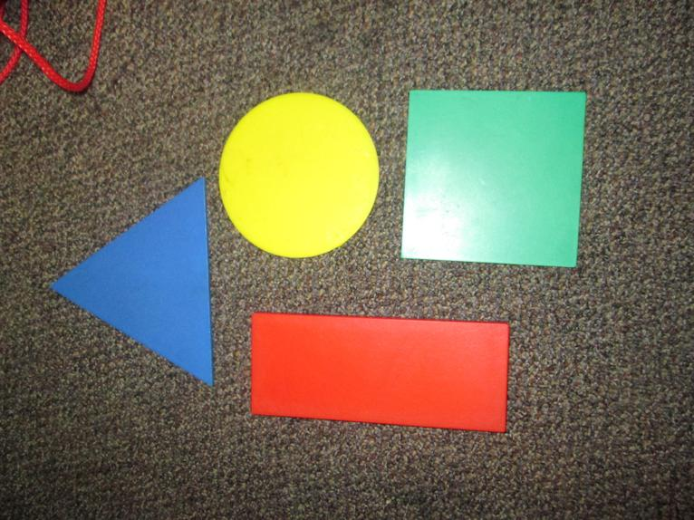 Can you identify these shapes?