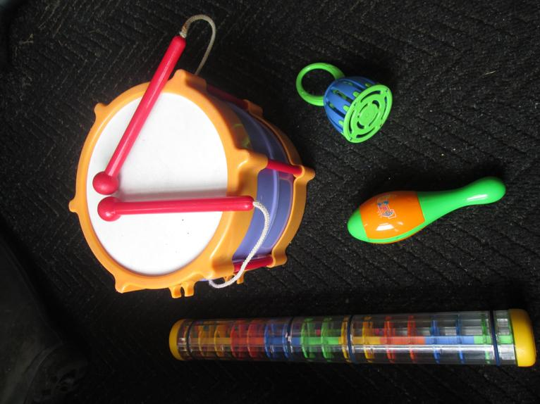 Can you make your own musical instruments?