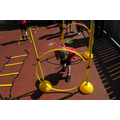 Obstacle course fun