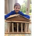 Parthenon complete!