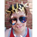 Mackenzie's Greek crown