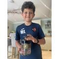 Max's Greek vase