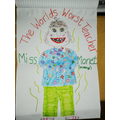Mackenzie's 'World's Worst Teacher'