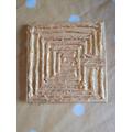 Mackenzie's Greek labyrinth