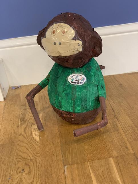 Pears monkey - Chubs