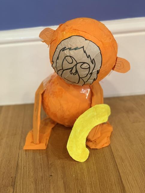 Apple's monkey - Vincent