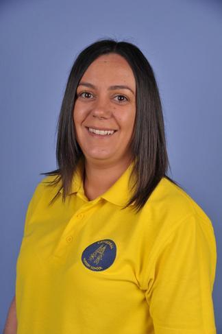 Mrs Natasha McMillan - Nursery Assistant
