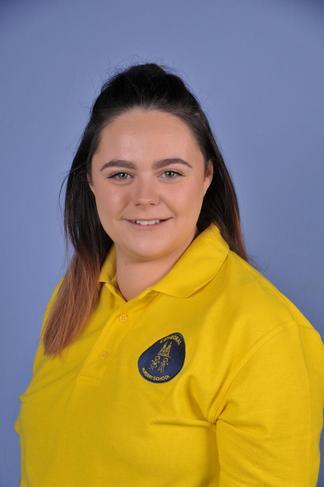 Miss Angie Hillock - SEN Assistant